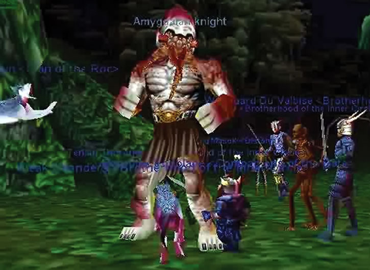 Amygdalan Knight in Everquest I