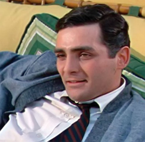 The Fly (Al Hedison in the original movie)