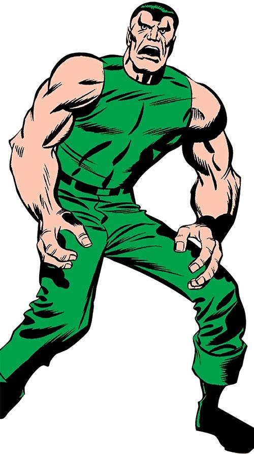 Android Man (Marvel Comics)