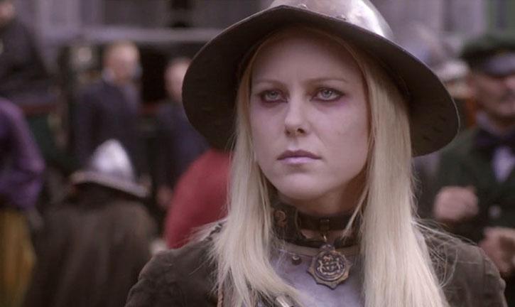 Ingrid Bolso Berdal as Angua von Uberwald