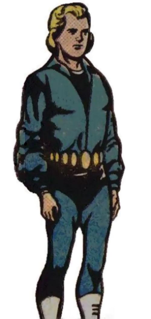 Animal Man 2995 (DC Heroes RPG) (Legion of Super-Heroes)
