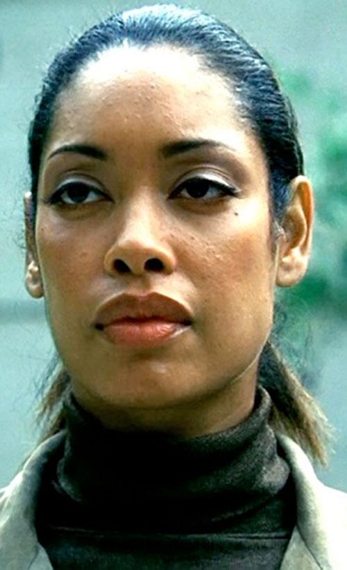 Anna Espinosa (Gina Torres in Alias)