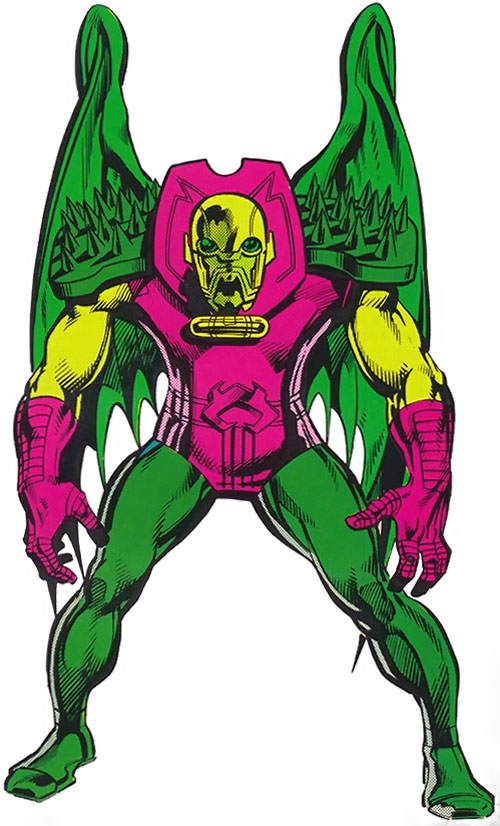 Annihilus (Marvel Comics) during the 1980s