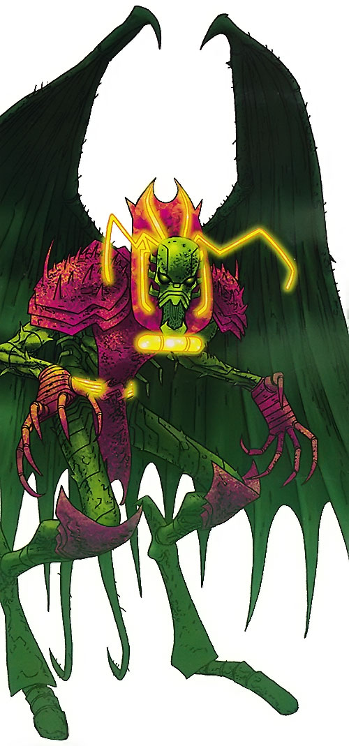 Annihilus (Marvel Comics) during the Annihilation