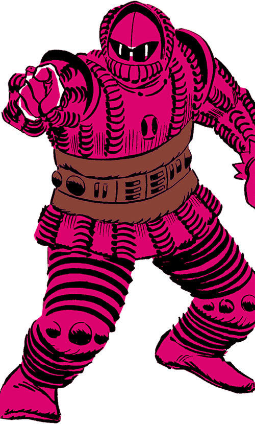 Crimson Dynamo (Anton Vanko) (Iron Man enemy) (Marvel Comics)