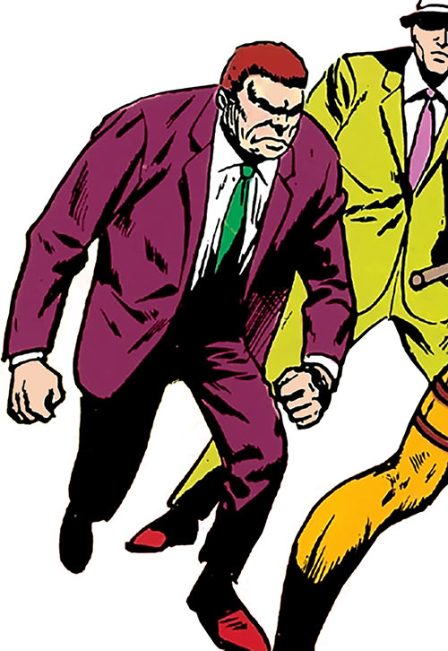Ape Horgon (Marvel Comics) (Early Daredevil villain)