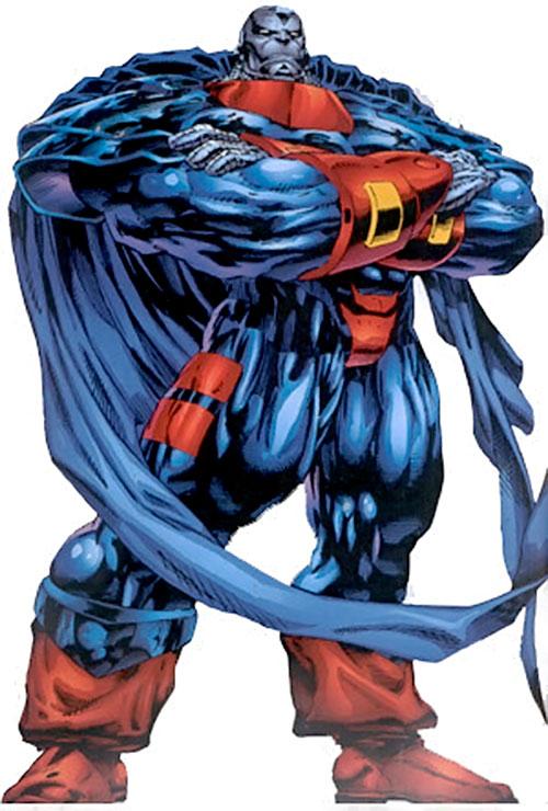 Apocalypse (Marvel Comics) in the Age future