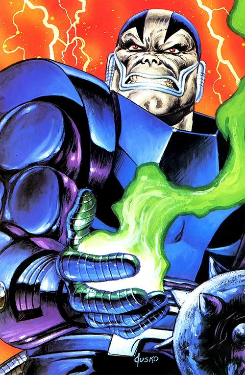 Apocalypse (Marvel Comics) by Jusko
