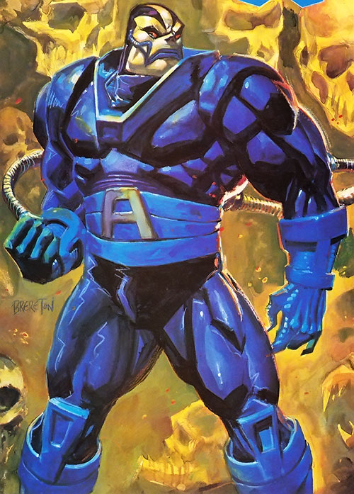 Apocalypse (Marvel Comics) by Brereton