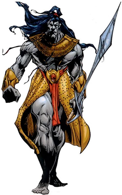 Apocalypse (Marvel Comics) in Ancient Egypt