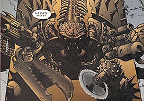 Arakno-Mekkanoid (DC Comics)
