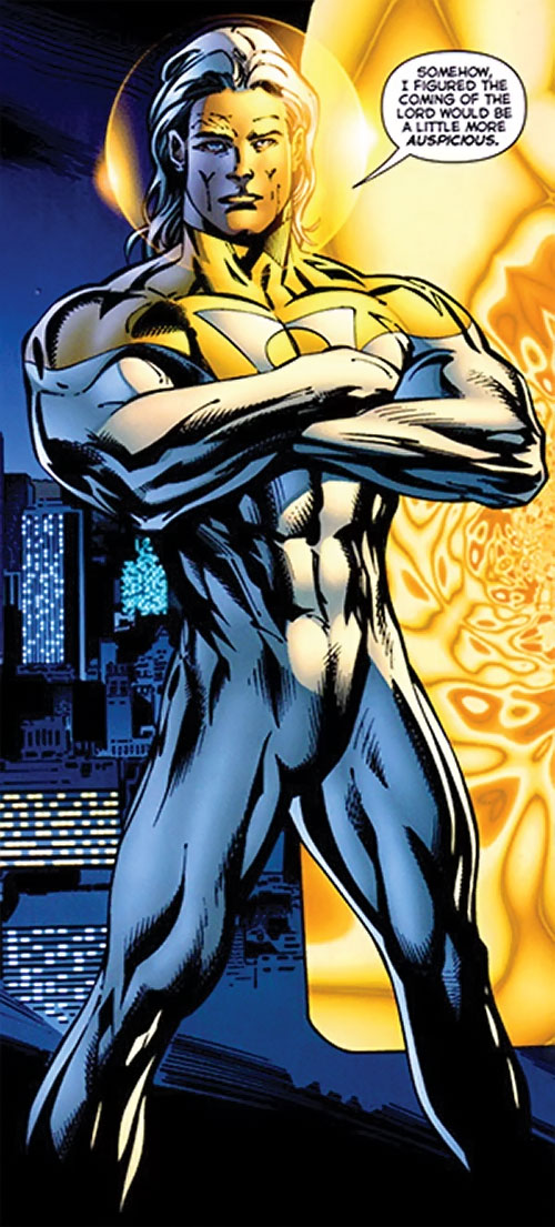 Apollo of the Authority (Wildstorm Comics)