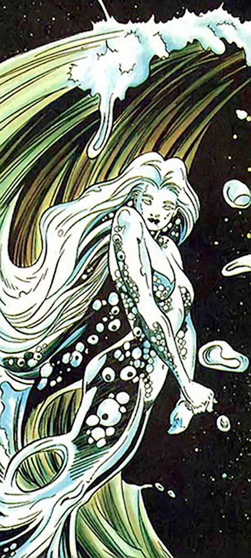 Aquamaria of the Blood Syndicate (Milestone Comics)