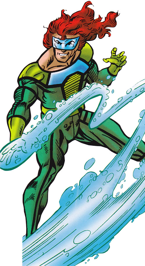 Aqueduct (Marvel Comics villain)