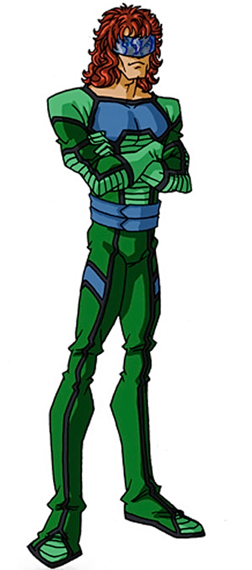 Aqueduct (Marvel Comics villain) by RonnieThunderbolts