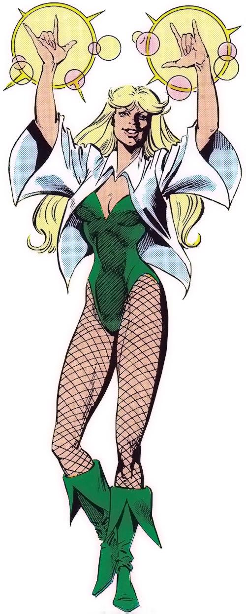 Arcanna (Marvel Comics) (Squadron Supreme)