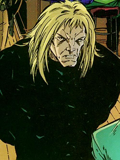 Arcimboldo (Sovereign 7 enemy) (DC Comics)