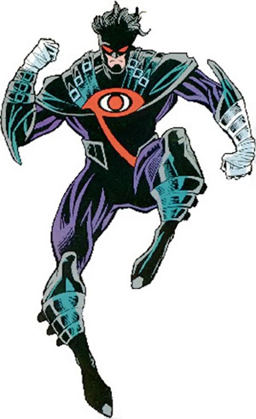 Argus (DC Comics) (Nick Kovac)