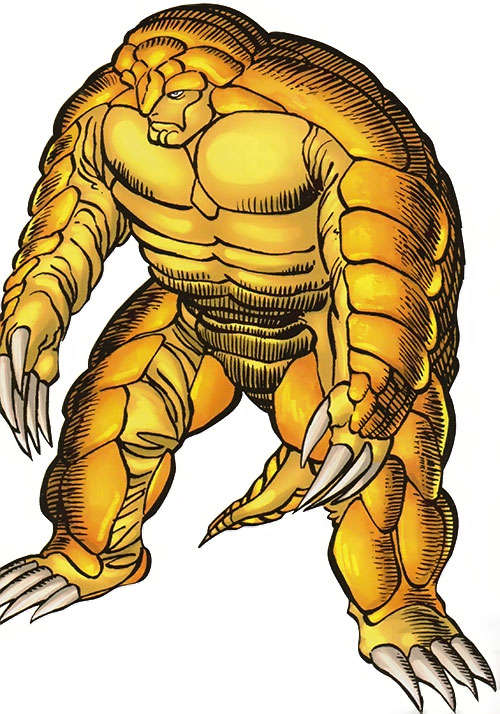 Armadillo (Marvel Comics)