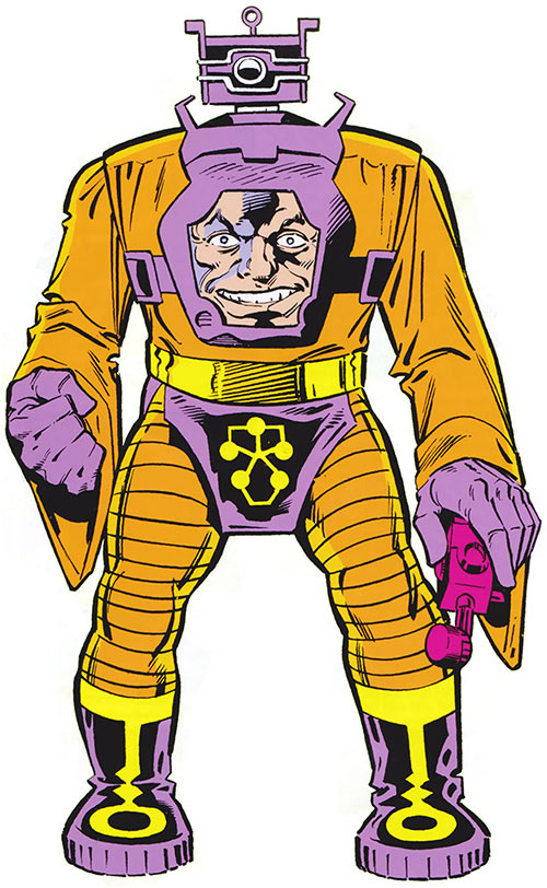 Arnim Zola from Marvel Comics