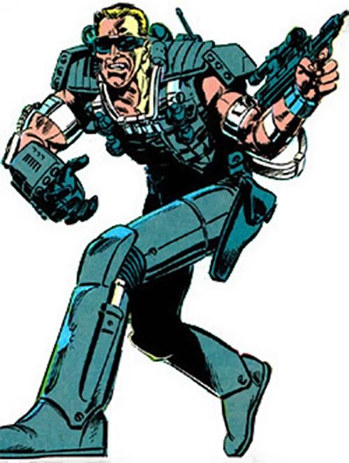 Arsenal (Moon Knight enemy) (Marvel Comics)
