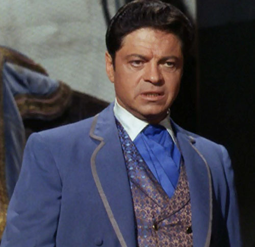 Artemus Gordon (Ross Martin in Wild Wild West)
