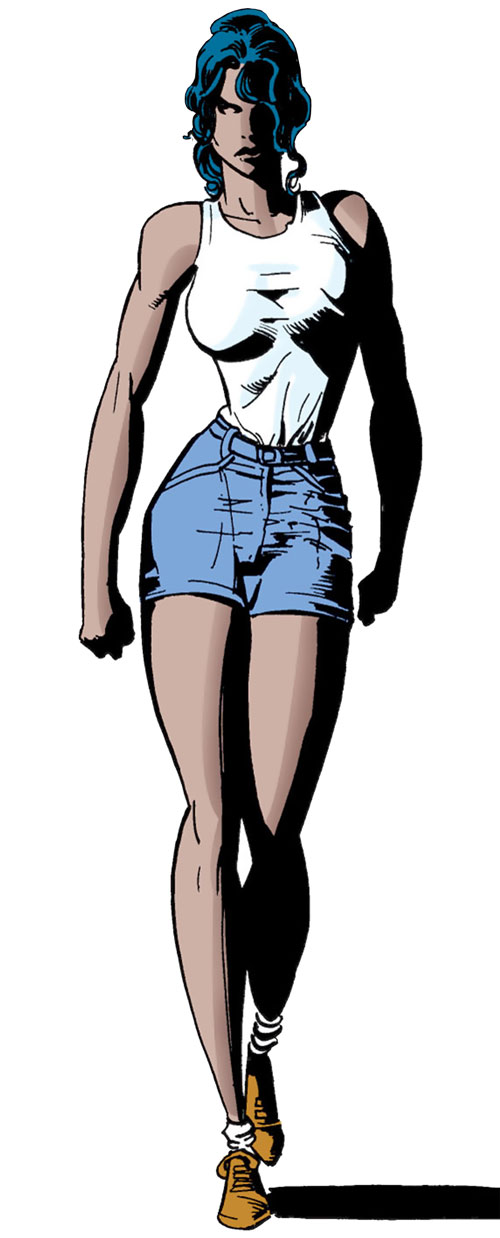 Aruna (Planet DC Comics)