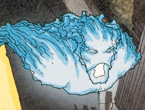 Ash Shams (Stormwatch Team Achilles enemy) (Wildstorm comics)