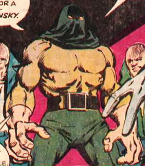 Assassin (Defenders enemy) (Marvel Comics)