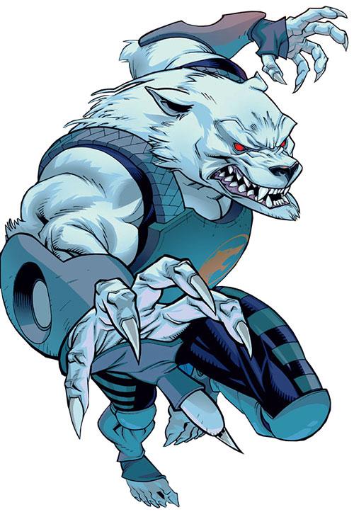 Astounding Wolf Man (Image Comics Kirkman)
