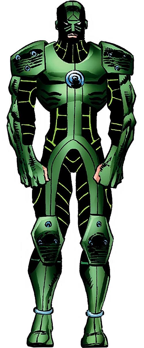 Atom-Smasher (War Machine character) (Marvel Comics)