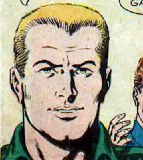 Atomic Knights (DC Comics) - Gardner Grayle 2/4