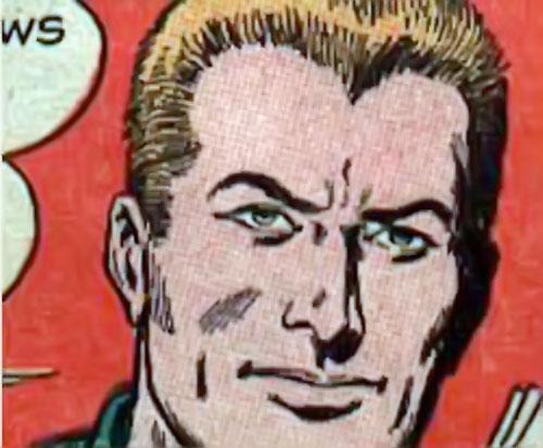 Atomic Knights (DC Comics) - Gardner Grayle 3/4