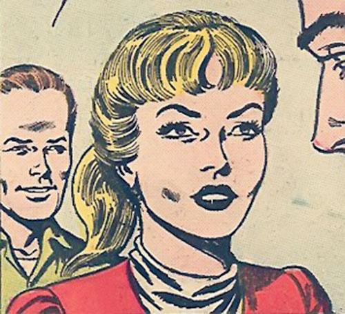 Atomic Knights (DC Comics) - Marene Herald