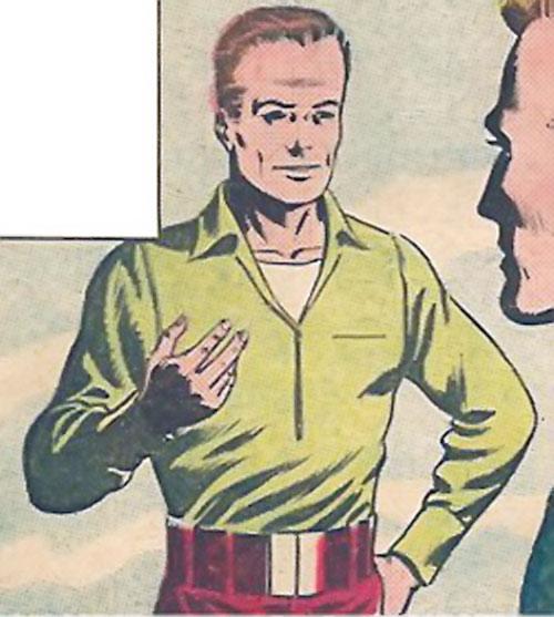 Atomic Knights (DC Comics) - Douglas Herald