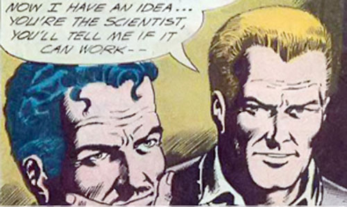 Atomic Knights (DC Comics) - Gardner and Douglas