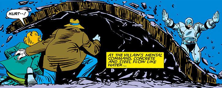Avalanche (Marvel Comics X-Men) vs Nightcrawler and Sefton