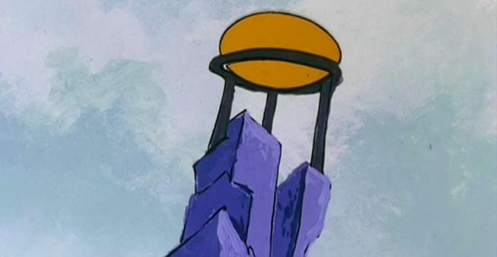 Masters of the Universe (1980s cartoon) - Avion egg