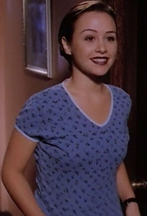 Aviva (Danielle Harris in Charmed)