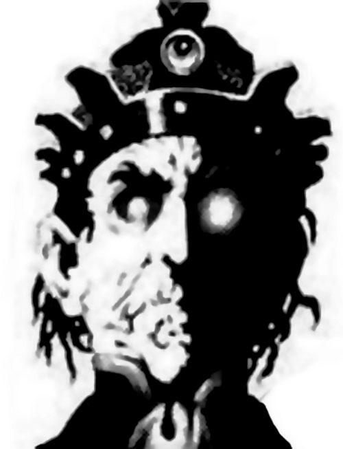 Azalin Rex - Ravenloft lich - Firan Zal-Honan - D&D