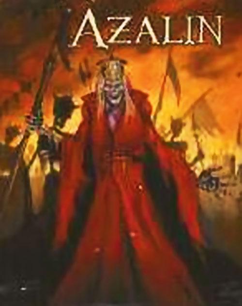 Azalin the lich (D&D Ravenloft)