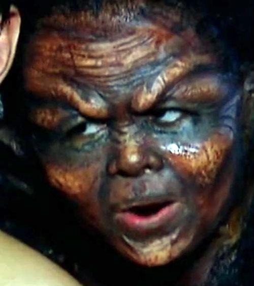 Impy (Darna enemy, Babaeng Impakta) face closeup