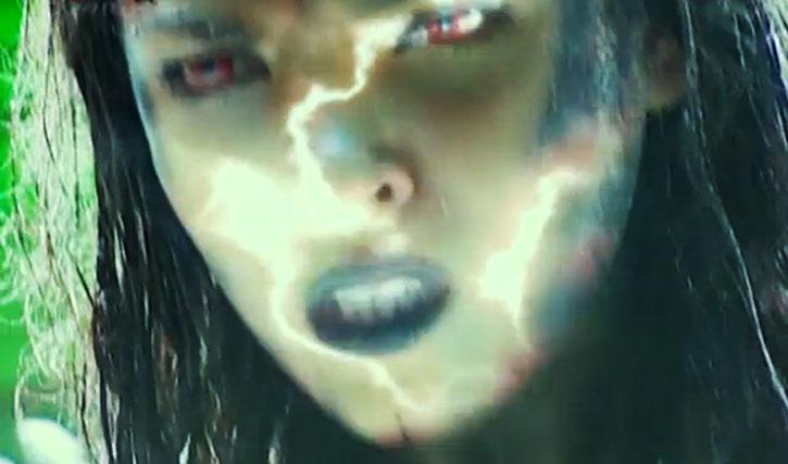 Babaeng Linta (Maggie Wilson) closeup