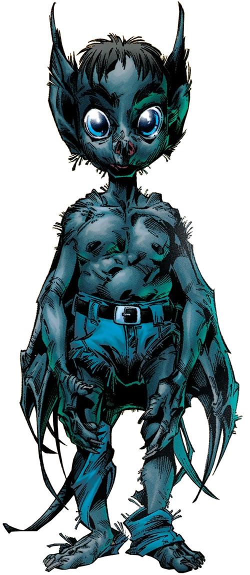 Baby Bat (Batman character) (DC Comics)