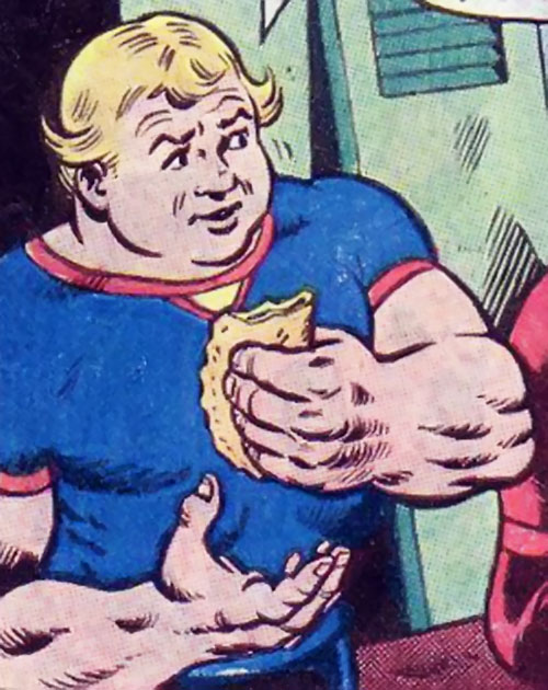 Baby Face Johnny (Hostess Cakes comic books)