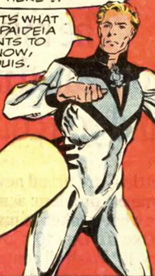 Backhand (Strikeforce Morituri)