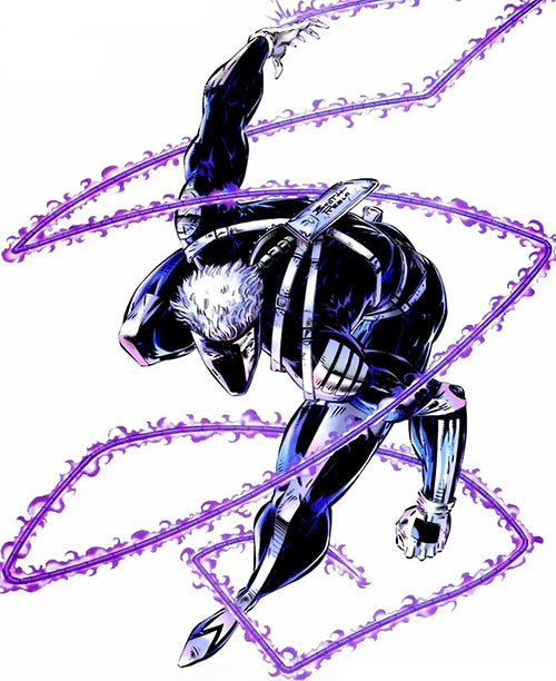 Backlash (Wildstorm comics)