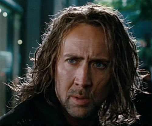 Balthazar Blake (Nicolas Cage in Disney's The Sorcerer's Apprentice) reaction shot