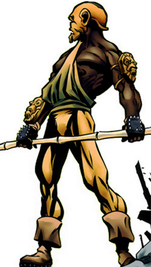 Bamboo Monkey (DC Comics)