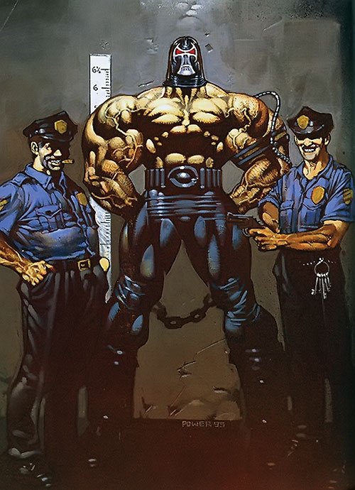 Bane (DC Comics) by Tim Power